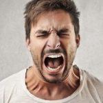 Aries cuando está enojado