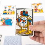 La rueda de la fortuna: Su significado en una tirada de Tarot