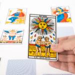 El Sol en el Tarot: Su significado dentro de una Tirada